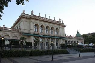 ウィーンで気軽にクラシック音楽を楽しむ、クアサロンの夕べ