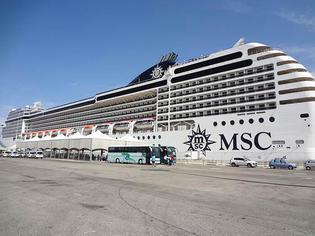イタリア客船「MSCポエジア」に乗船!寄港地観光&船内グルメも満喫♪