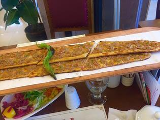トルコ料理のながーい「ピデ」を食べるなら中央アナトリアのコンヤがおすすめ!