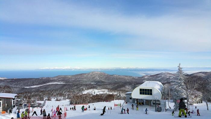 国際 スキー 場