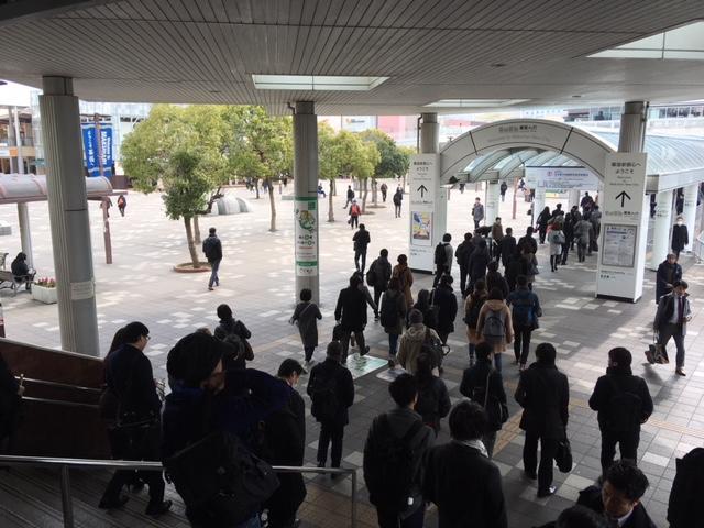JR京葉線 「海浜幕張駅」で降りてみた。 | たびこふれ