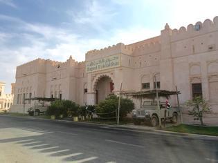 アブダビ「ザイード・センター」でもっとUAEについて学んでみよう!