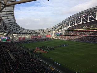 アイルランドで人気のラグビートーナメント「6ネーションズ」を初観戦!