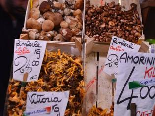 【夏〜初秋編】ヴェネチアのグルメが集うリアルト市場に並ぶ食材