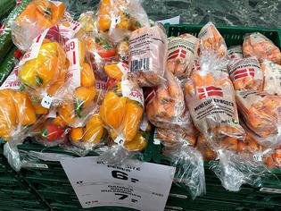 日本よりも物価安?デンマークのスーパーで野菜にパンにスイーツに、、、お値打ちアイテムを見つけよう!
