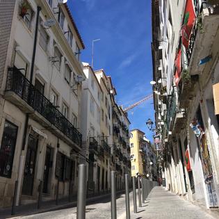 ポルトガル街歩き!リスボン編