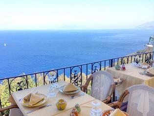 絶景と美味しい料理を満喫♪カプリ島にあるおすすめの隠れ家的レストラン