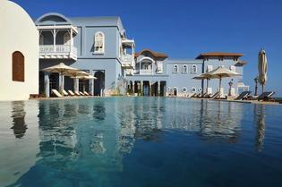 エジプトのラグジュアリーホテルはここがお勧め!全12室のビーチリゾートホテル「ラ メゾン ブルー」はハネムーンにもピッタリ♪