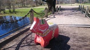 スウェーデンの原風景が残る街 Avestaを歩く