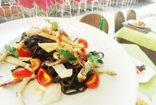 ソレント郷土料理を堪能できるミシュラン獲得レストラン「ムゼーオ・カルーソー」
