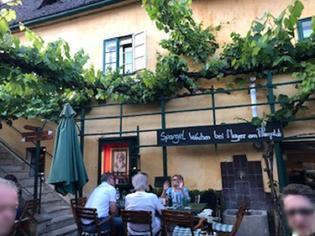 ウィーンのワイン酒場、ホイリゲを体験してきました!