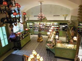 オーストリアの『ゲルストナー』はエリザベートが愛したカフェハウス