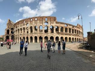 人生初のイタリア訪問はまた行きたいと感じた旅