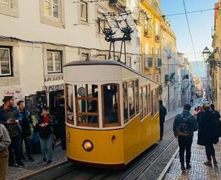 ポルトガル・リスボンの公共交通機関を活用して観光の幅を広げよう!!!