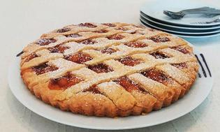 【レシピ有】見た目は素朴なイタリアお菓子!ジャムタルト・クロスタータはいつでも大活躍