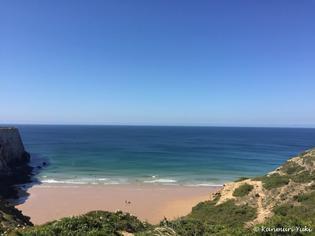 ポルトガル南西部、長さ100キロの海岸自然公園の魅力
