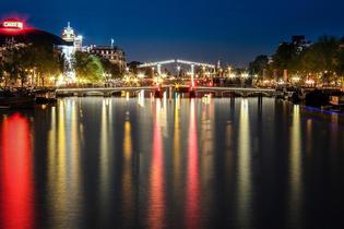 撮影スポット厳選TOP5!オランダ・アムステルダムの水辺の絶景