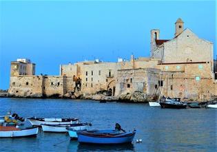 南イタリア観光で巡りたい♪アドリア海に面した美しい町「バーリ」って?