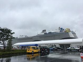 2019年4月オープン!横浜の大黒ふ頭 客船ターミナルに行って来ました!ターミナル内の様子もご紹介します