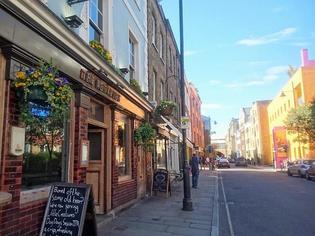 【ロンドン】アートもグルメも堪能できるトレンディなストリート!バーモンジー・ストリート