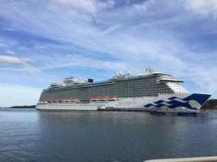 バルト海クルーズの見どころ&基本情報をご紹介!リーガル・プリンセスに乗船して来ました♪