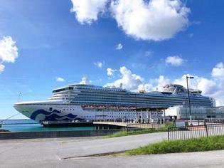 【2019年7月】ダイヤモンド・プリンセスに初乗船!おすすめ船内施設ベスト5を大紹介します!
