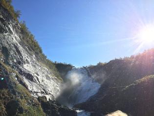 ノルウェーインナットシェルに行ってきました!大自然の絶景に感動間違いなし