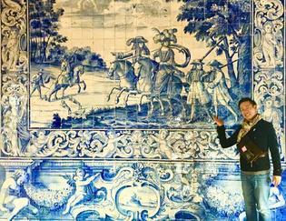 【たびこふれ美術館】第7話:ポルトガルで紡がれた伝統の装飾タイル「アズレージョ」