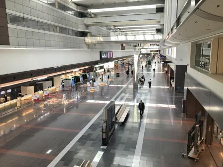 羽田 空港 国内線 お 土産