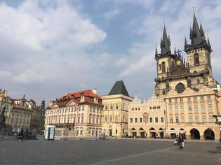 【新型コロナウイルス感染症】チェコ・プラハの現地最新事情(2020年4月10日現在)