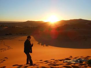 今まで行ってきた 世界の「砂漠」を比較してみた