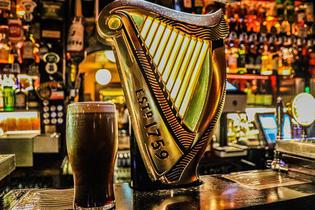 ギネスビールの発祥!アイルランドで本場の黒ビールを堪能しよう!!