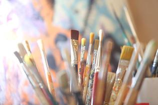 逆境をアイディアに変える!オランダで楽しむアートな自粛生活