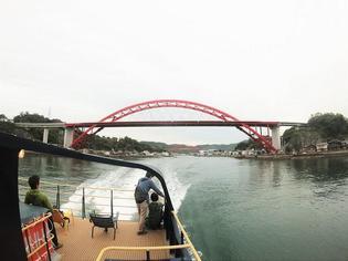 【広島】高速観光クルーザー「シースピカ」で瀬戸内海の多島美を満喫してきた!