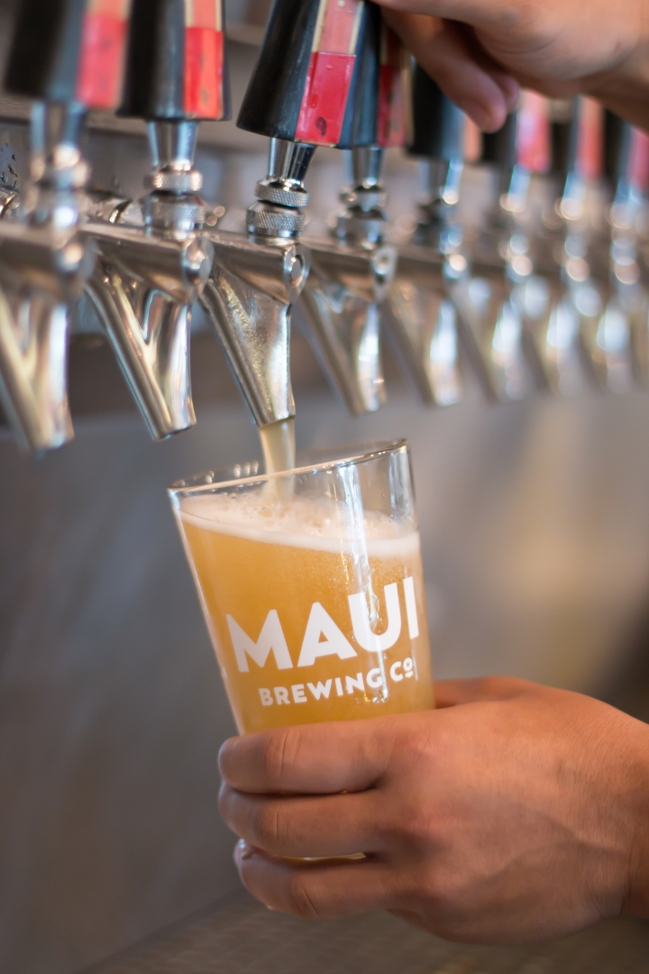 写真提供:Maui Brewing Co.