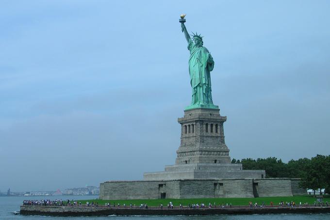 自由の女神像 (ニューヨーク)の画像 p1_36