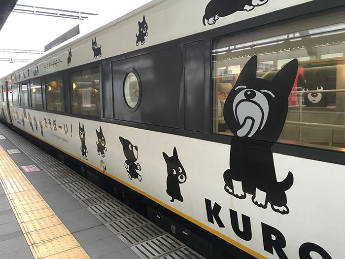 九州の観光列車<特急 あそぼー...