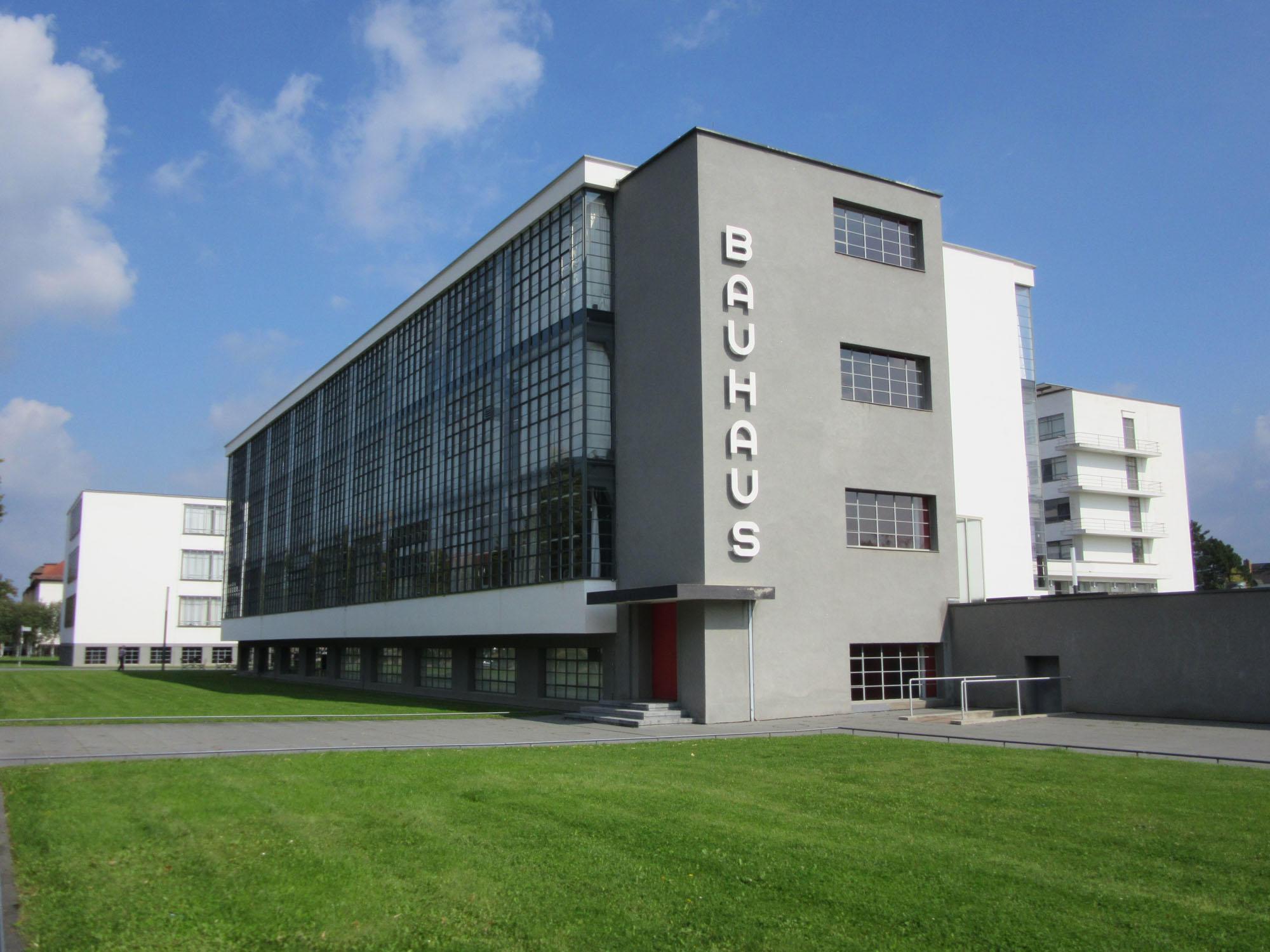 世界遺産に登録されている学校、バウハウスを訪れる!