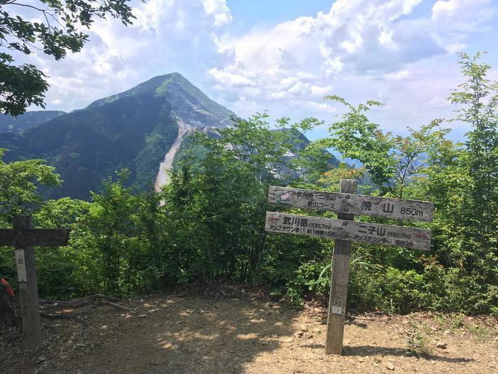 奥武蔵】武川岳~焼山~二子山 縦走登山ルート | たびこふれ