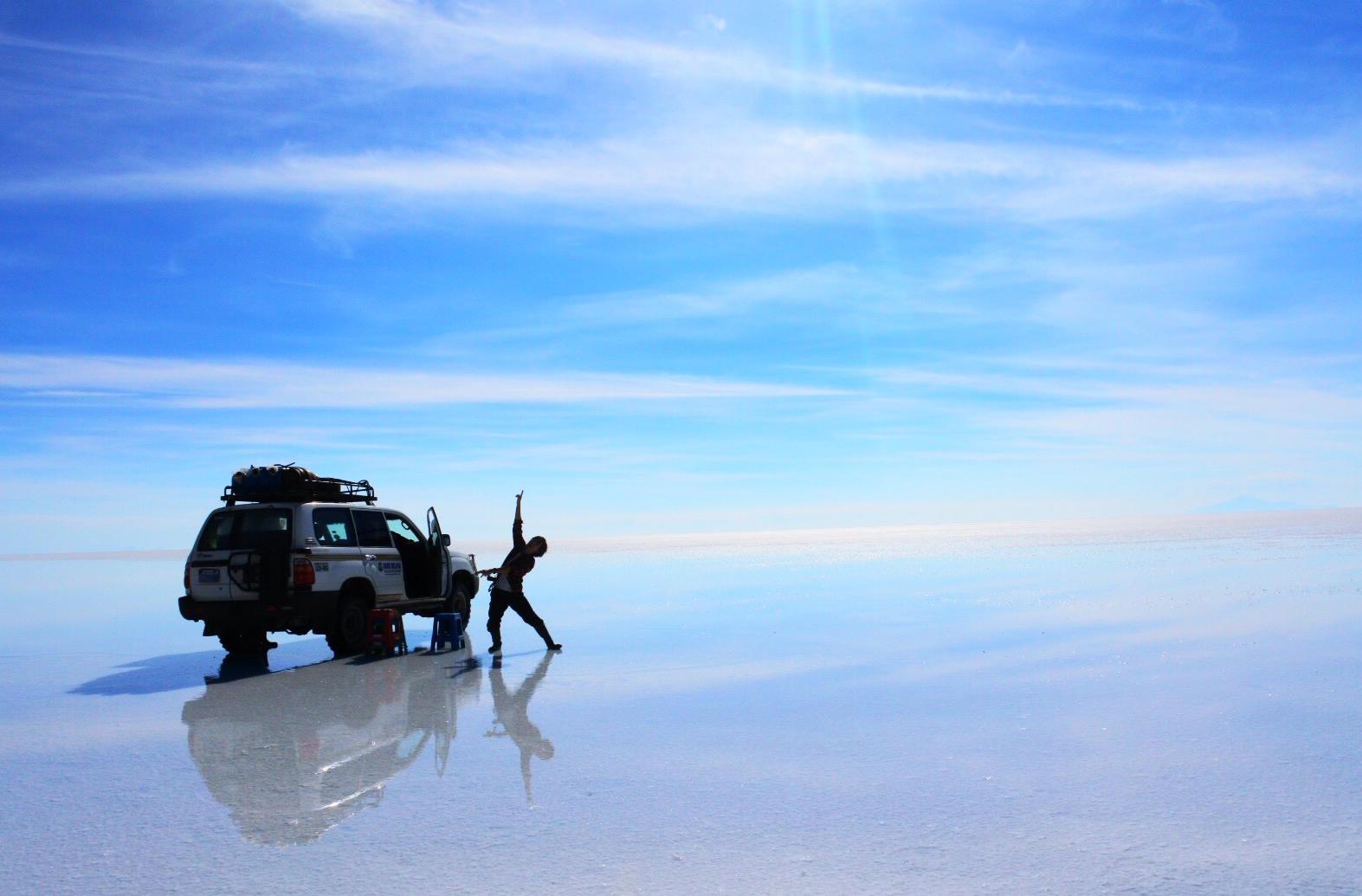 世界で一番行きたかった場所 ウユニ塩湖 後編 たびこふれ