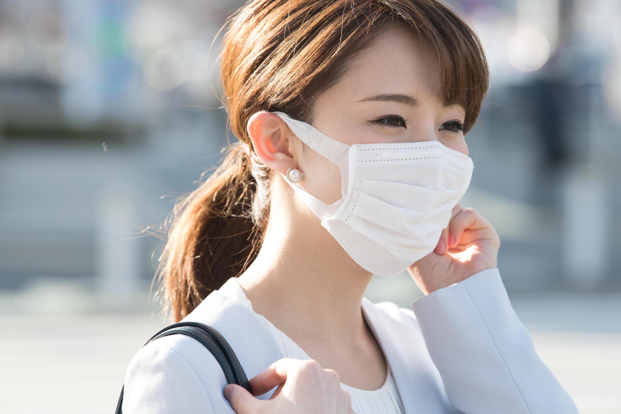 マスク海外の反応 「アベノマスク」海外でも報道 マスク配布に「冗談か」