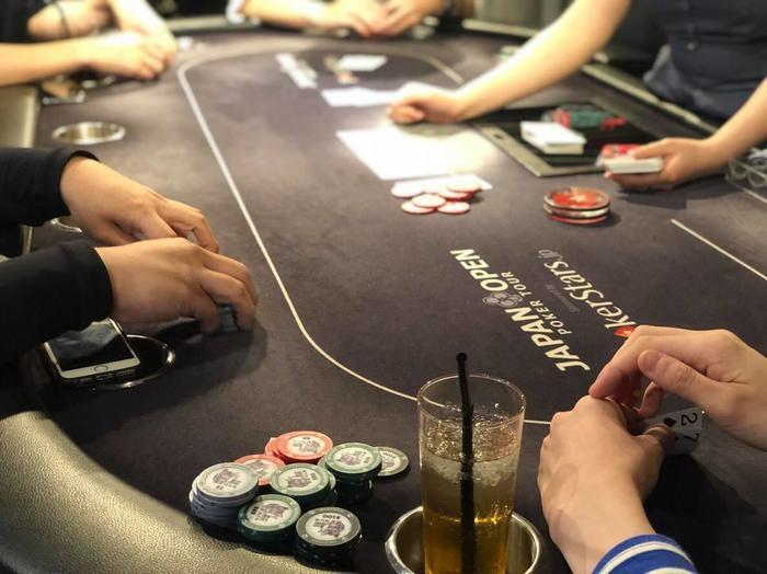ポーカー ルール 簡単