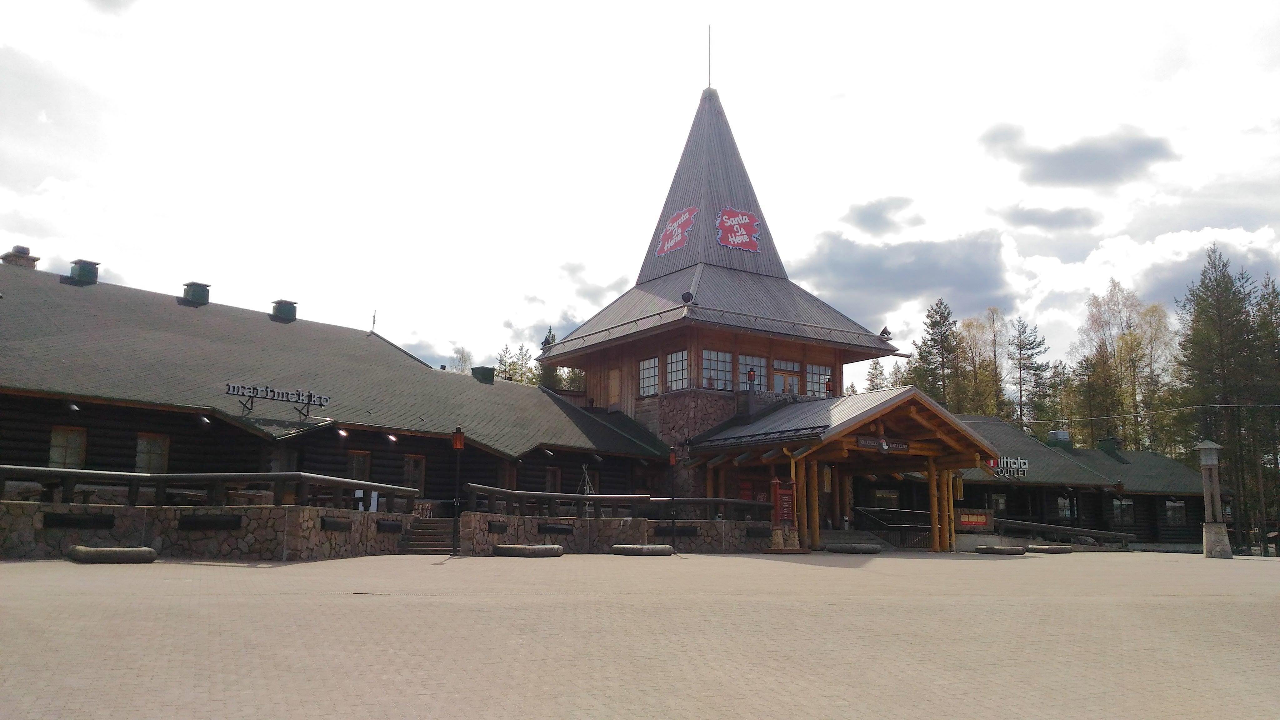 白夜とサンタと北極圏の村・フィンランド「サンタクロース村」訪問記 ...