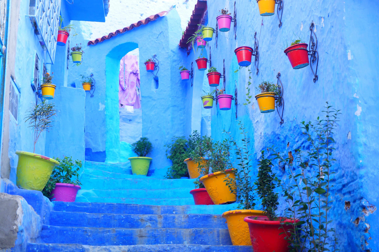 モロッコってどんな国?治安はどう?青い街シャウエンやサハラ砂漠の星空は、信じられない程きれいな絶景でした | たびこふれ