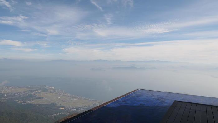 琵琶湖 バレイ