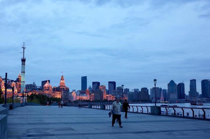 上海の外灘で早朝ランニング!気分爽快で1日をスタート | たびこふれ