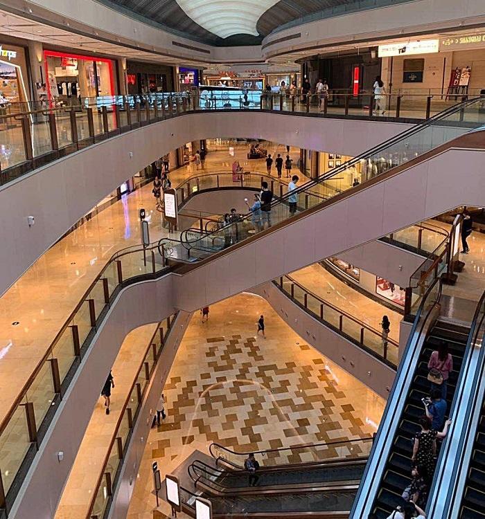 ここ から 一 番 近い ショッピング モール